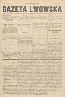 Gazeta Lwowska. 1908, nr118
