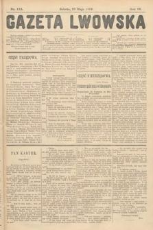 Gazeta Lwowska. 1908, nr119
