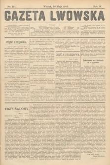 Gazeta Lwowska. 1908, nr121