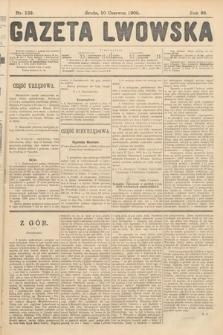 Gazeta Lwowska. 1908, nr132