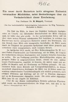 [Zeitschrift für Gärungsphysiologie, Allgemeine, Landwirtsschaftliche und Technische Mykologie. Bd.5, 1914, Heft5]