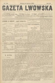 Gazeta Lwowska. 1908, nr140