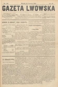 Gazeta Lwowska. 1908, nr142