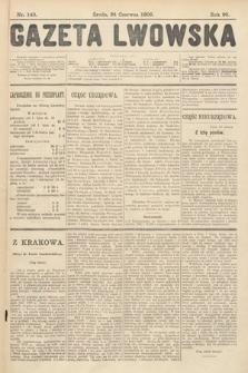 Gazeta Lwowska. 1908, nr143