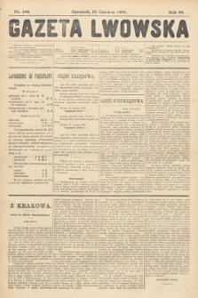 Gazeta Lwowska. 1908, nr144