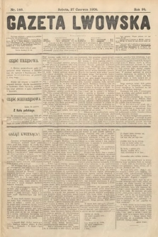 Gazeta Lwowska. 1908, nr146