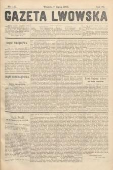 Gazeta Lwowska. 1908, nr153