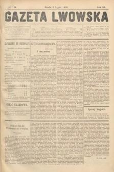 Gazeta Lwowska. 1908, nr154