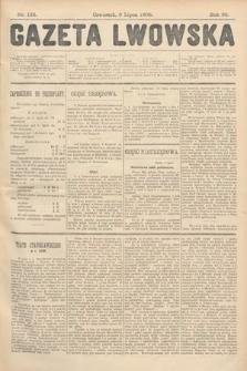 Gazeta Lwowska. 1908, nr155