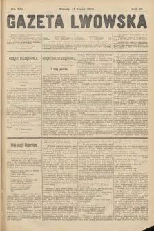 Gazeta Lwowska. 1908, nr163