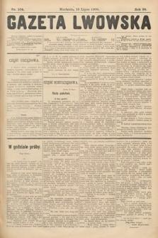 Gazeta Lwowska. 1908, nr164
