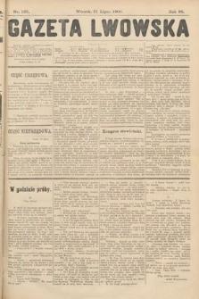 Gazeta Lwowska. 1908, nr165