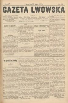 Gazeta Lwowska. 1908, nr167