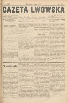 Gazeta Lwowska. 1908, nr168