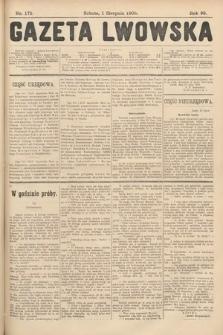 Gazeta Lwowska. 1908, nr175