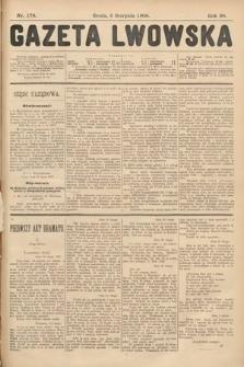 Gazeta Lwowska. 1908, nr178