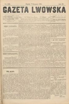Gazeta Lwowska. 1908, nr180