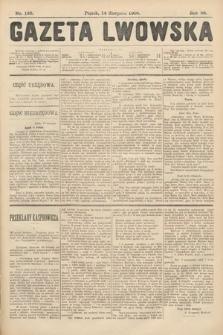 Gazeta Lwowska. 1908, nr186