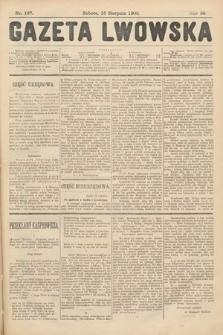 Gazeta Lwowska. 1908, nr187