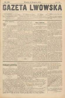 Gazeta Lwowska. 1908, nr188
