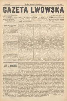 Gazeta Lwowska. 1908, nr189