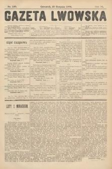 Gazeta Lwowska. 1908, nr190