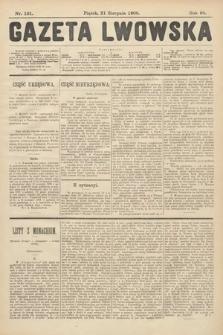 Gazeta Lwowska. 1908, nr191