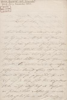 Listy Emmy Herwegh do Karola Varnhagena i Ludmilly Assing
