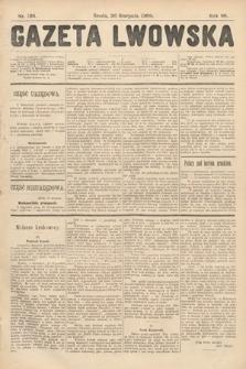 Gazeta Lwowska. 1908, nr195