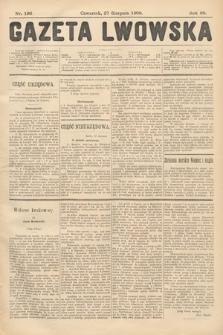 Gazeta Lwowska. 1908, nr196