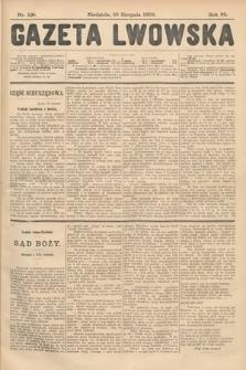 Gazeta Lwowska. 1908, nr199