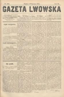 Gazeta Lwowska. 1908, nr203