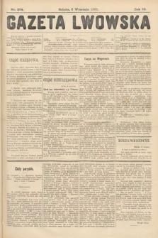 Gazeta Lwowska. 1908, nr204