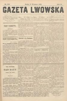 Gazeta Lwowska. 1908, nr212