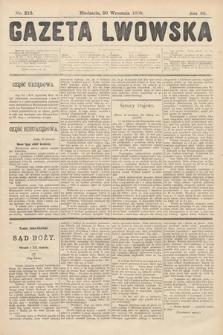 Gazeta Lwowska. 1908, nr216