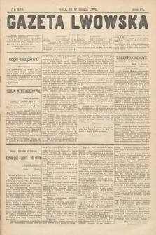 Gazeta Lwowska. 1908, nr218