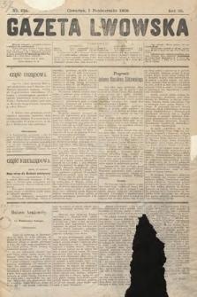 Gazeta Lwowska. 1908, nr224