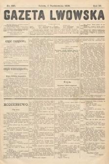 Gazeta Lwowska. 1908, nr226