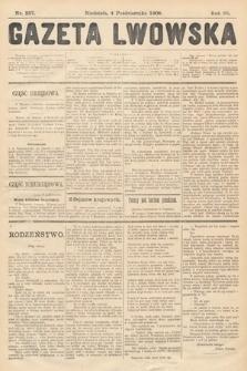 Gazeta Lwowska. 1908, nr227