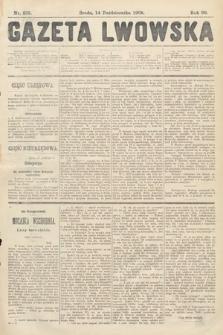 Gazeta Lwowska. 1908, nr235