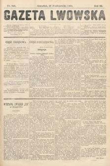 Gazeta Lwowska. 1908, nr242