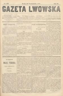 Gazeta Lwowska. 1908, nr247