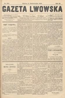Gazeta Lwowska. 1908, nr250