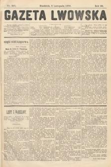 Gazeta Lwowska. 1908, nr257
