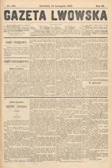 Gazeta Lwowska. 1908, nr260