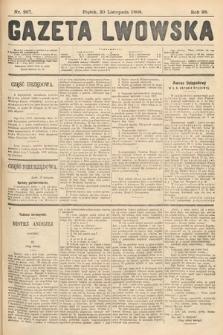 Gazeta Lwowska. 1908, nr267