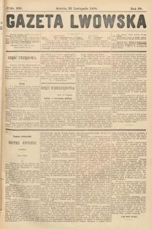 Gazeta Lwowska. 1908, nr268