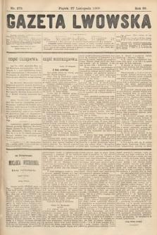 Gazeta Lwowska. 1908, nr273