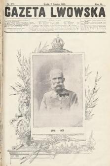 Gazeta Lwowska. 1908, nr277
