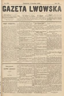 Gazeta Lwowska. 1908, nr278